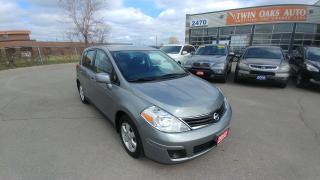 Used 2012 Nissan Versa 1.8 SL for sale in Oakville, ON