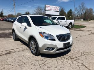 Used 2016 Buick Encore Premium for sale in Komoka, ON