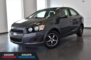 Used 2013 Chevrolet Sonic Lt D' + été for sale in Brossard, QC