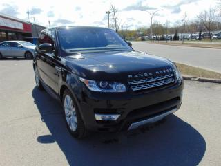 Used 2017 Land Rover Range Rover Sport TD6 HSE - AWD DIESEL for sale in Châteauguay, QC
