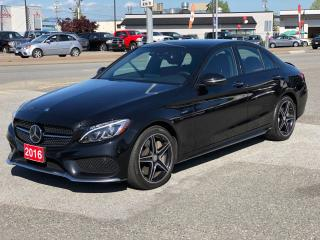 Used 2016 Mercedes-Benz C-Class C 450 AMG for sale in Langley, BC