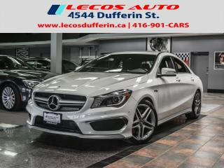 Used 2014 Mercedes-Benz CLA-Class CLA 45 AMG for sale in North York, ON