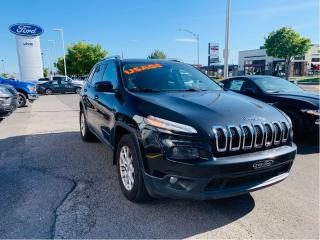 Used 2016 Jeep Cherokee North for sale in Lévis, QC