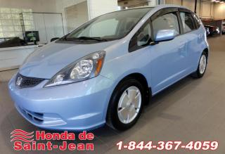 Used 2010 Honda Fit Automatique, LX A/C for sale in St-Jean-Sur-Richelieu, QC