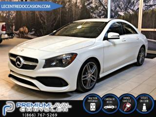 Used 2017 Mercedes-Benz AMG CLA 250 *CUIR/AWD/PACK SPORT* for sale in Laval, QC