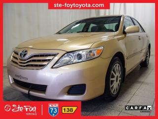 Used 2011 Toyota Camry Le A/c, Roue En for sale in Québec, QC