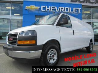 Used 2018 Chevrolet Express Longue, Moteur 6.0l for sale in Ste-Marie, QC