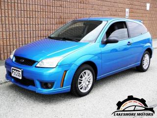 Used 2007 Ford Focus ZX3 HATCH || CERTIFIED || MANUAL for sale in Waterloo, ON