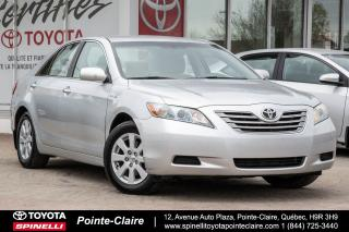 Used 2007 Toyota Camry Hybride LE for sale in Pointe-Claire, QC