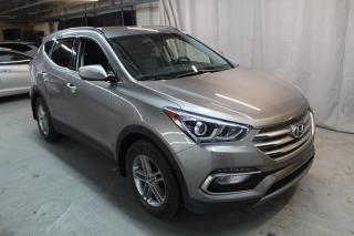 Used 2017 Hyundai Santa Fe Sport 2.4L Premium (SIEGES CHAUFFANTS,BLUETOOT for sale in St-Constant, QC