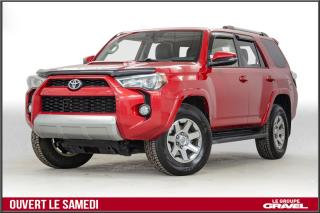 Used 2016 Toyota 4Runner Toit Cuir Navi for sale in Montréal, QC