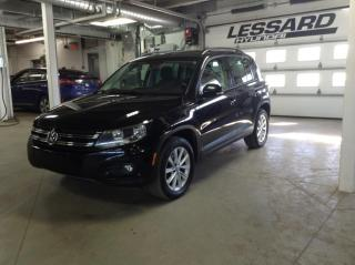 Used 2014 Volkswagen Tiguan Highline 4 portes 4MOTION BA for sale in Québec, QC