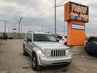 Used 2008 Jeep Liberty Sport***ONLY 98 KMS***4X4***CERTIFIED for sale in London, ON