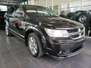 Used 2011 Dodge Journey R/T, NAVI, HEATED SEATS, SUNROOF for sale in Edmonton, AB