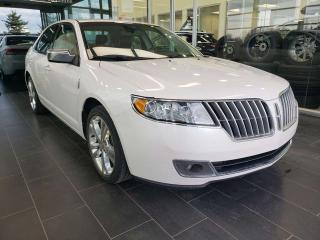 Used 2011 Lincoln MKZ HEATED SEATS, NAVI, SUNROOF, REAR VIEW CAMERA for sale in Edmonton, AB