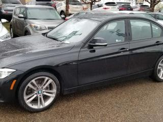 Used 2018 BMW 3 Series 330i xDrive; LOADED, NAV, BLUETOOTH, BACKUP CAMERA, LEATHER, SUNROOF AND MORE for sale in Edmonton, AB