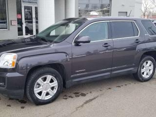 Used 2016 GMC Terrain SLE; GREAT CONDITION, BLUETOOTH, BACKUP CAM AND MORE for sale in Edmonton, AB