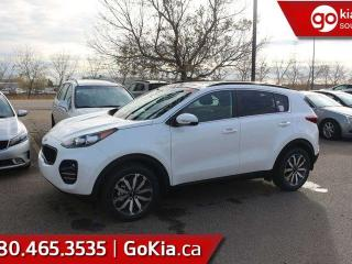 New 2019 Kia Sportage EX PREMIUM; AWD, PANO ROOF, HEATED SEATS/WHEEL, BLIND SPOT, PARKING SENSORS, LEATHER, BACKUP CAMERA, BLUETOOTH, A/C for sale in Edmonton, AB