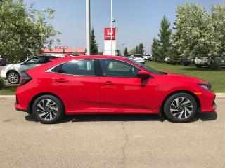 Used 2019 Honda Civic Hatchback LX Back Up Camera Heated Seats for sale in Red Deer, AB
