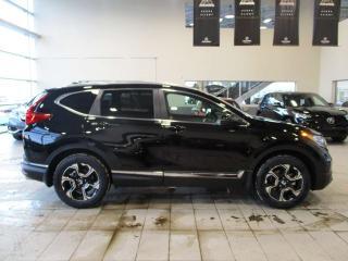 New 2019 Honda CR-V Touring Remote Start Navigation Sunroof for sale in Red Deer, AB
