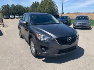 Used 2015 Mazda CX-5 GS for sale in Waterloo, ON