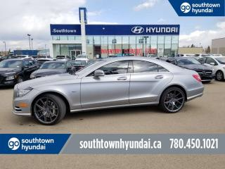 Used 2012 Mercedes-Benz CLS-Class CLS 550/AWD/NAV/HEATED COOLED SEATS/MASSAGE DRIVERS SEAT for sale in Edmonton, AB
