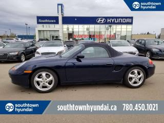 Used 1998 Porsche Boxster ROADSTER/LEATHER/HEATED SEATS/ for sale in Edmonton, AB