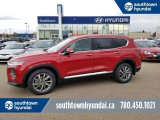 New 2019 Hyundai Santa Fe Luxury - 2.0T Leather/360 Monitor/Pano Sunroof for sale in Edmonton, AB