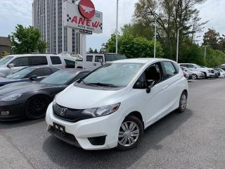Used 2015 Honda Fit LX for sale in Cambridge, ON