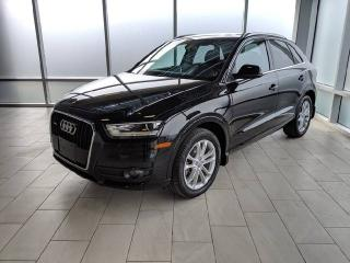 Used 2015 Audi Q3 TECHNIK | NAV | Blind Spot | Pano Roof | AWD for sale in Edmonton, AB