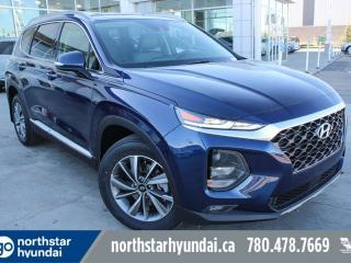 New 2019 Hyundai Santa Fe PREFERRED W/PANO ROOF: BLUELINK/ADAPTIVE CRUISE/BLIND SPOT/PROXY KEY for sale in Edmonton, AB