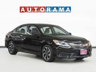 Used 2017 Honda Accord EX-L LEATHER SUNROOF BACK UP CAMERA for sale in Toronto, ON