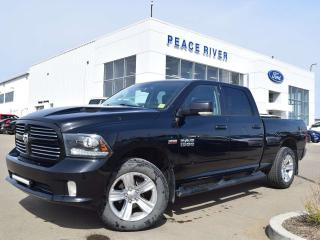 Used 2014 RAM 1500 SPRT for sale in Peace River, AB