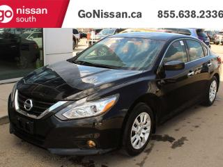 Used 2016 Nissan Altima 2.5 S for sale in Edmonton, AB