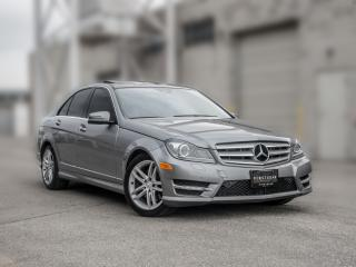 Used 2013 Mercedes-Benz C-Class C300 for sale in Toronto, ON