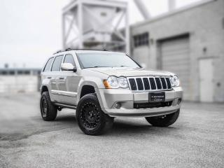 Used 2008 Jeep Grand Cherokee Limited for sale in Toronto, ON