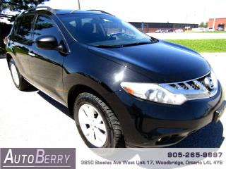 Used 2014 Nissan Murano 3.5L - S - AWD for sale in Woodbridge, ON