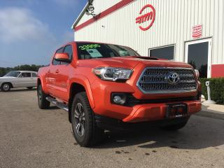 Used 2016 Toyota Tacoma SR5 for sale in Tillsonburg, ON