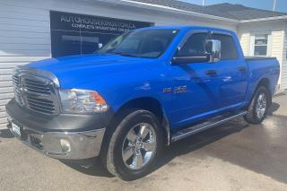 Used 2017 RAM 1500 Big Horn Crew Cab for sale in Kingston, ON