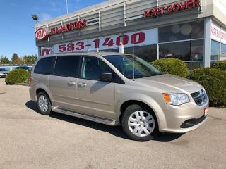Used 2014 Dodge Grand Caravan SXT for sale in Port Dover, ON