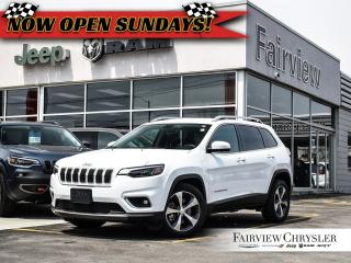 Used 2019 Jeep Cherokee Limited l CO CAR l HEATED LEATHER l BACK UP CAM l for sale in Burlington, ON
