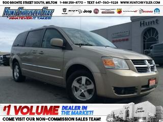 Used 2009 Dodge Grand Caravan SE | STOW N GO | DVD | POWER DOORS & MORE!!! for sale in Milton, ON