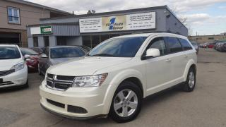 Used 2012 Dodge Journey SE Plus BLUETOOTH, REMOTE START for sale in Etobicoke, ON