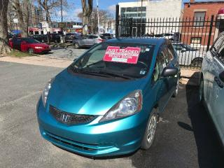 Used 2014 Honda Fit DX-A for sale in Halifax, NS