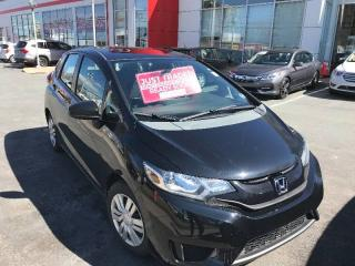 Used 2015 Honda Fit LX for sale in Halifax, NS