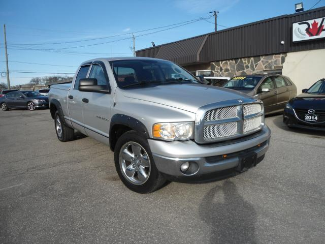 2005 Dodge Ram 1500 SLT AUTO SAFETY TOW PACKAGE BOX COVER A/C HEMI PW