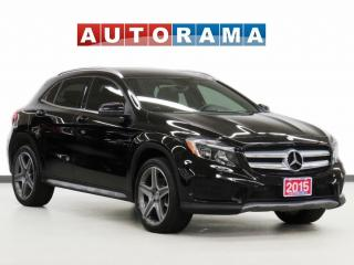 Used 2015 Mercedes-Benz GLA 250 GLA 250 NAVIGATION AWD PANORAMIC SUNROOF LEATHER for sale in Toronto, ON