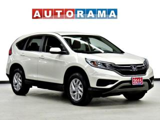 Used 2015 Honda CR-V EX-L LEATHER SUNROOF AWD BACKUP CAMERA for sale in Toronto, ON