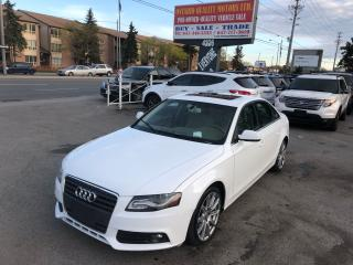 Used 2010 Audi A4 2.0T Premium  Plus for sale in Toronto, ON