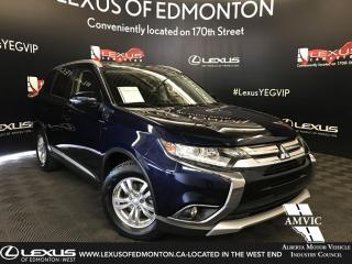 Used 2016 Mitsubishi Outlander SE for sale in Edmonton, AB